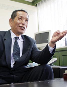 株式会社モリハウス建設 代表取締役 田畑 守則